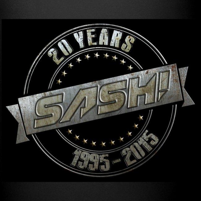 SASH! 20 Years Mug
