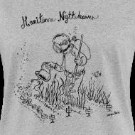 Motiv ~ Maritime Nyttehaver t-shirt - dame