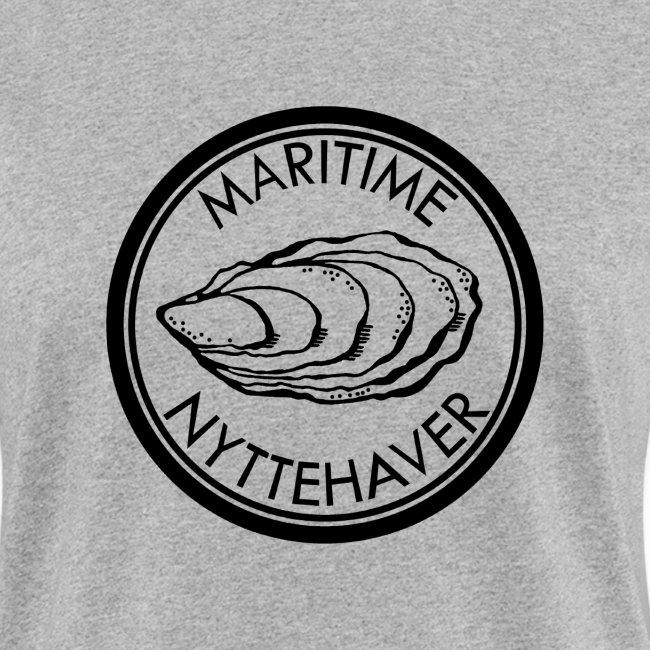 Maritime Nyttehaver t-shirt - dame