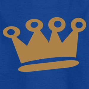 Gold Crown - Kids' T-Shirt