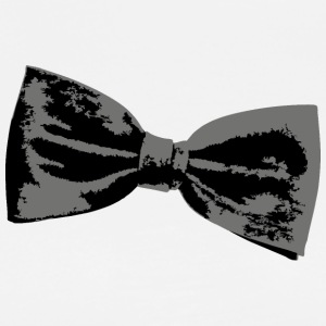 Dinner Jacket Bow Tie T-Shirt (Men) Right - Men's Premium T-Shirt