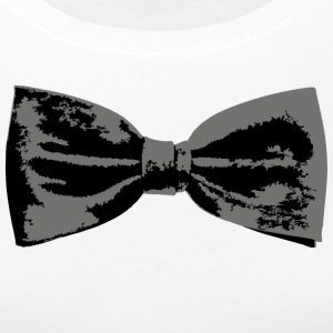 Bow Tie Smoking Suit Design Tee shirts - T-shirt Premium Femme