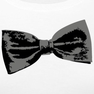 Bow Tie (Left) Dinner Jacket suit design Magliette - Maglietta Premium da donna