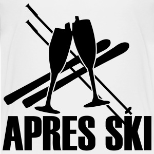 Ski,Ski fahren,Skiing,Apres ski,freeski,Winter T-Shirts - Teenager Premium T-Shirt