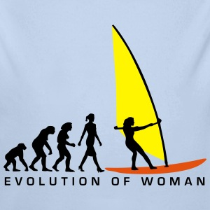 evolution_of_woman_windsurfing_092014_d_ Pullover & Hoodies - Baby Bio-Langarm-Body