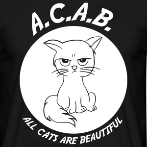 All cats are beautiful T-Shirts - Männer T-Shirt