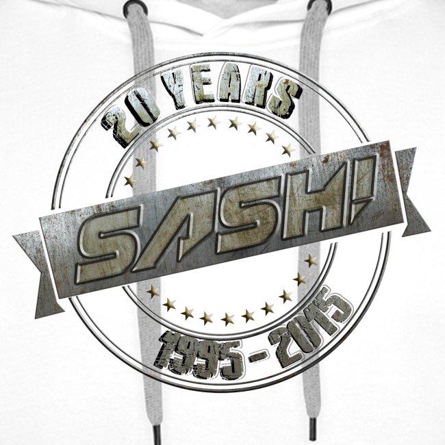Men Jumper SASH! 20 Years