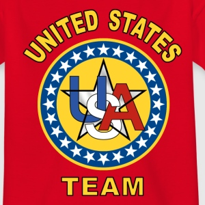 united states Shirts - Teenage T-shirt