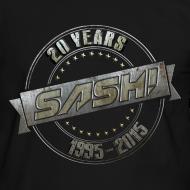 Design ~ Men T-Shirt SASH! 20 Years Kontrast