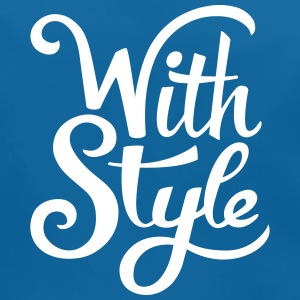 With Style! Cool & Trendy Typography Design  Tilbehør - Baby biosmekke
