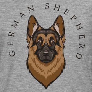 German Shepherd Long sleeve shirts - Men's Premium Longsleeve Shirt