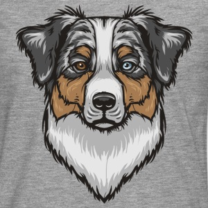 Australian Shepherd Long sleeve shirts - Men's Premium Longsleeve Shirt