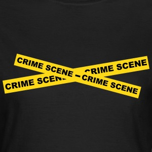 Crime Scene Tape T-Shirts - Women's T-Shirt
