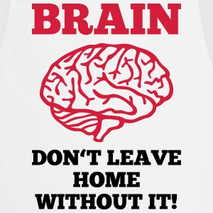 Brain  Aprons - Cooking Apron