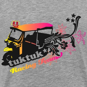TukTuk Racing Team T-shirts - Mannen Premium T-shirt