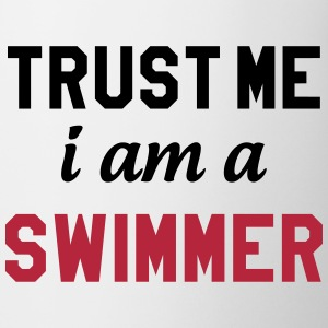 Trust me i am a Swimmer Bottles & Mugs - Mug
