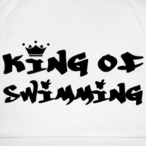 King of Swimming Czapki  - Czapka z daszkiem
