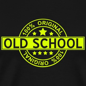 Old School T-Shirts - Men's Premium T-Shirt