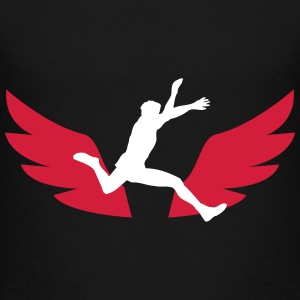 Jump / Sprung / Saut Shirts - Teenage Premium T-Shirt