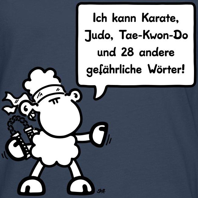 Ich kann Karate, Judo, Tae-Kwon-Do und 28 andere gefährliche Worter!