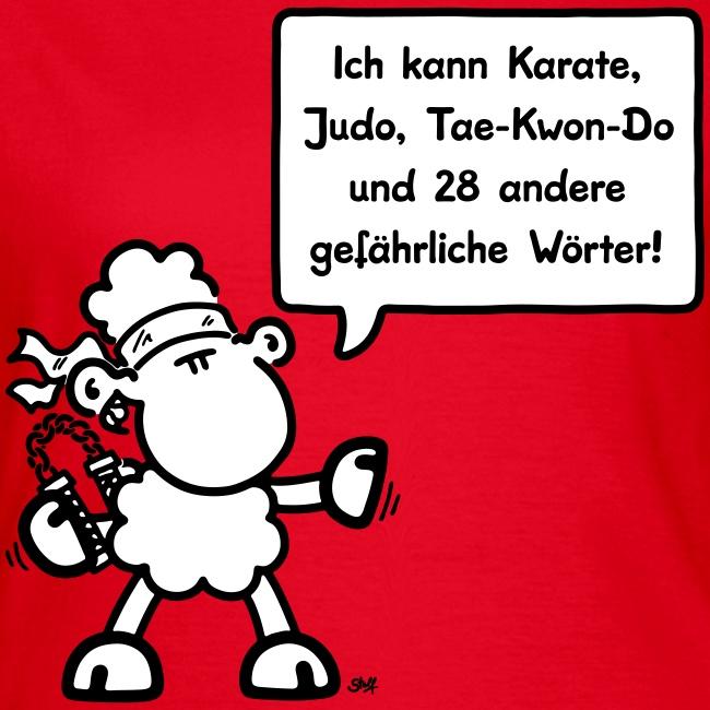 Ich kann Karate, Judo, Tae-Kwon-Do und 28 andere gefährliche Wörter!