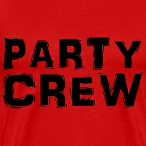 Party Crew T-shirts - Premium-T-shirt herr