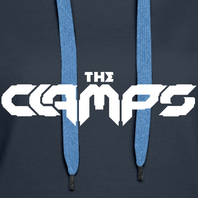 The Clamps Logo Sweat 2 Woman