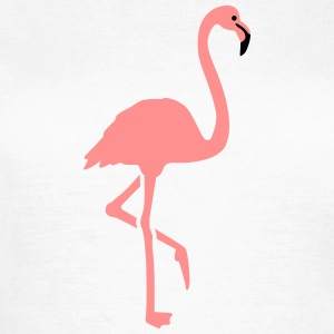 Flamingo T-Shirts - Frauen T-Shirt