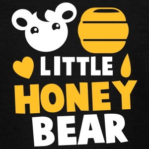little honey bear with bee hive Shirts - Kids' T-Shirt