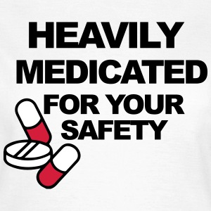 Medicated T-shirts - Dame-T-shirt