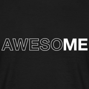 AwesoME T-shirts - T-shirt herr