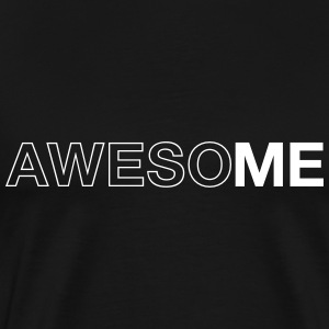 AwesoME T-shirts - Mannen Premium T-shirt