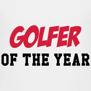 Golfer of the year Shirts - Kids' Premium T-Shirt