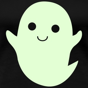 ghost ghost T-shirts - Vrouwen Premium T-shirt