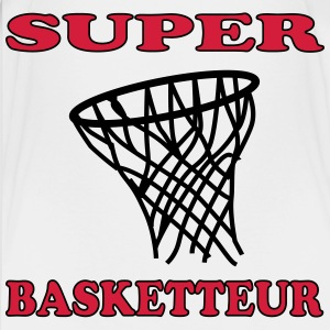 Super basketteur Tee shirts - T-shirt Premium Enfant