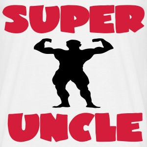 Super uncle T-Shirts - Men's T-Shirt