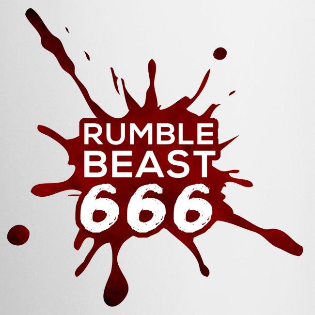 BumbleBeast666 Becher