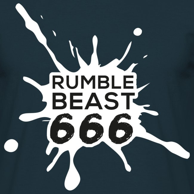 RumbleBeast666 T-Shirt Basic