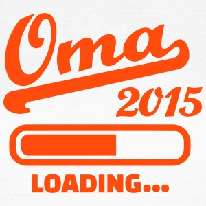 Oma 2015 T-Shirts - Frauen T-Shirt