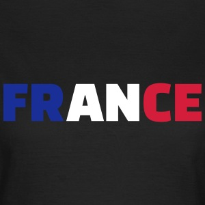 France T-Shirts - Frauen T-Shirt