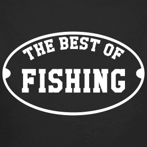 The Best of Fishing Hoodies - Longlseeve Baby Bodysuit