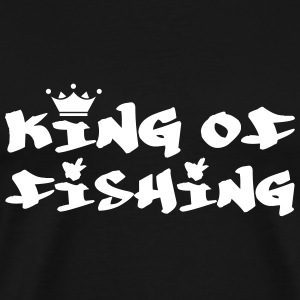 King of Fishing Koszulki - Koszulka męska Premium