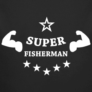 Super Fisherman Hoodies - Longlseeve Baby Bodysuit