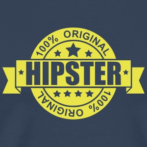 Hipster - T-shirt Premium Homme