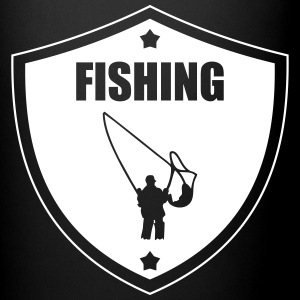 Fishing Flessen & bekers - Mok uni