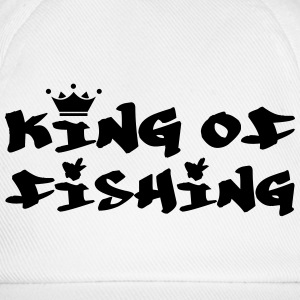 King of Fishing Caps & luer - Baseballcap