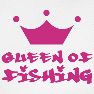 Queen of Fishing Caps & Mützen - Baseballkappe