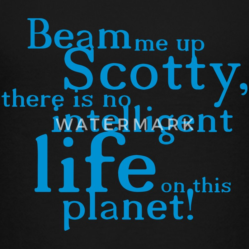 beam me up scotty T-Shirts - Kinder Premium T-Shirt