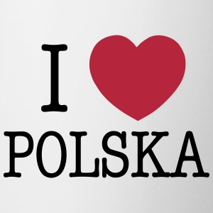 I LOVE POLAND Tazze & Accessori - Tazza