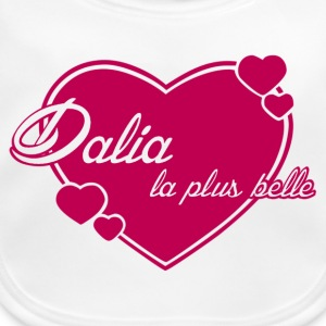 dalia la plus belle Accessories - Baby Organic Bib